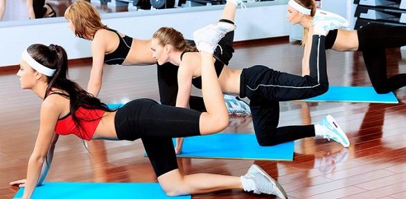 Посещение тренажерного зала или групповых занятий вцентре Wellness Time