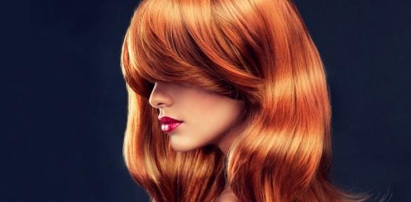Стрижка, окрашивание волос инанопластика всалоне красоты Stylex