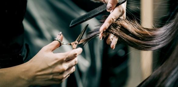 Стрижка, ламинирование, выпрямление волос отклуба красоты New York