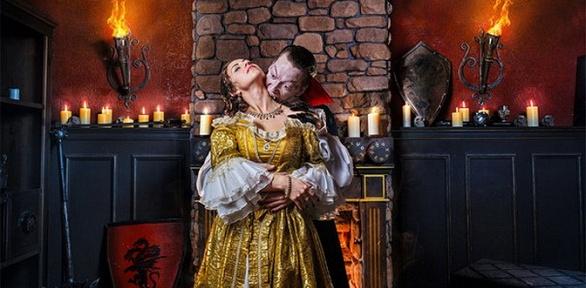 Участие вквесте «Дракула: Нерассказанная история» откомпании Lost