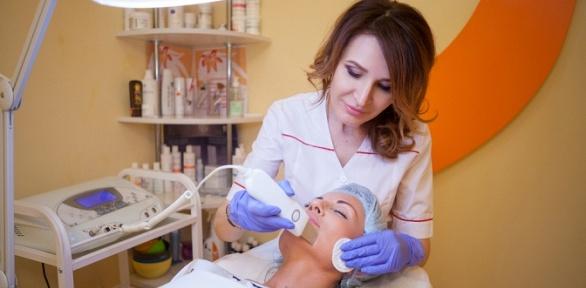 Чистка, пилинг, мезотерапия, электропорация лица вцентре «Ситилаб»