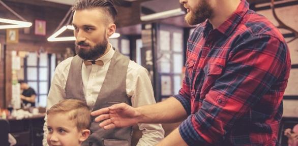Стрижка или моделирование бороды вбарбершопе Harlem