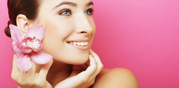 Уход за кожей лица в косметологическом кабинете «Виржиния»