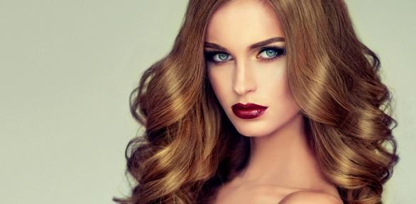 Стрижка иокрашивание волос всалоне Tatarkov Studio