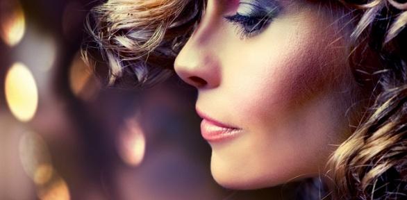 Дневной, вечерний или свадебный макияж отстудии «Вектор красоты»