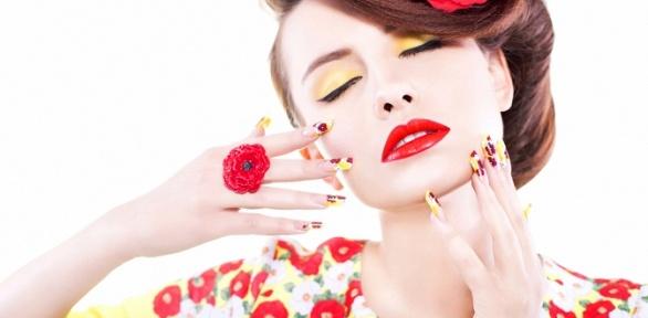 Программа «День красоты» всалоне «Твой стиль»