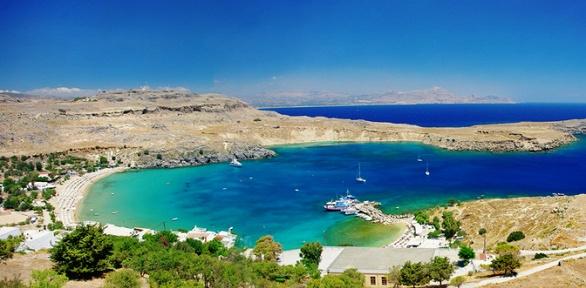 Тур вГрецию наостров Родос вавгусте исентябре