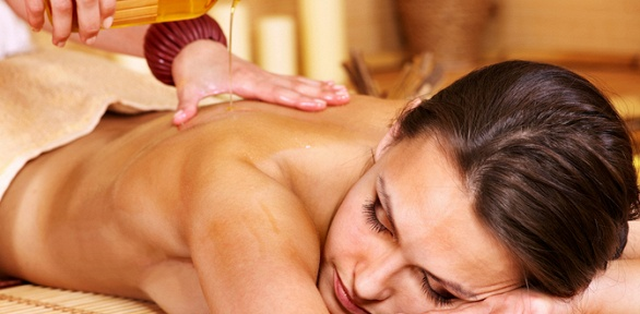 SPA-программа встудии массажа «Меркурий»