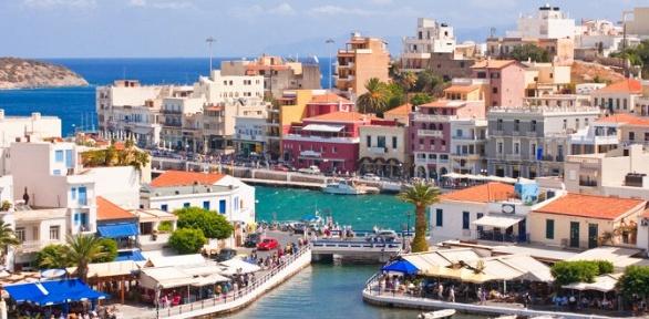 Тур вГрецию наостров Крит вмае, июне, июле иавгусте