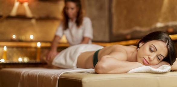 До7сеансов массажа cобертыванием или без всалоне красоты «Модный стриж»