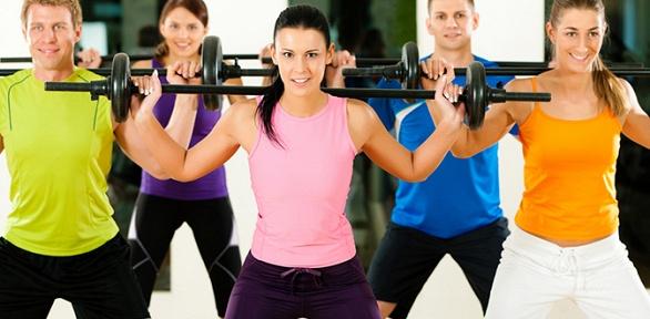 Посещение фитнес-клуба «Академия спорта»