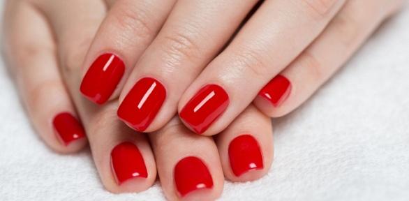 Маникюр, наращивание ногтей встудии красоты «Диана»