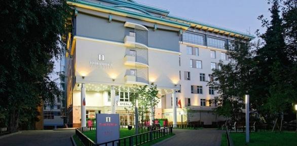 Отдых ввыходные вотеле Mamaison All Suites Spa Hotel Pokrovka5*