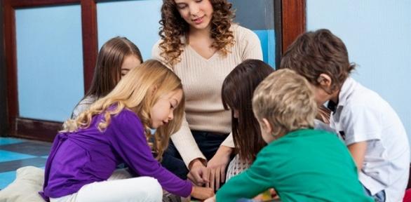 Посещение 2или 4развивающих занятий для детей вдетском центре «Кидсмайл»
