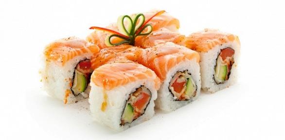 Доставка блюд инапитков отслужбы «Суши-сет» заполцены