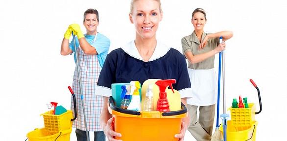 Уборка квартиры, чистка ковров, мебели от«Пермской клининговой компании»
