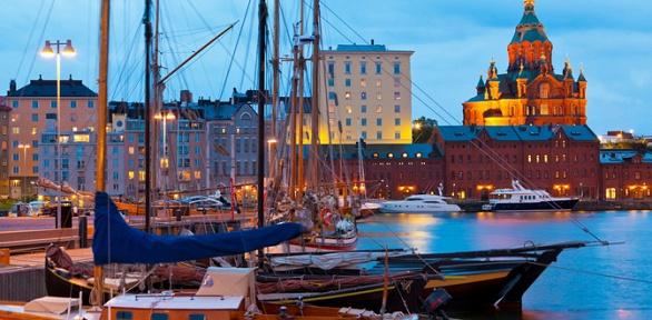 Круиз «Финляндия— Эстония» откомпании ПМП