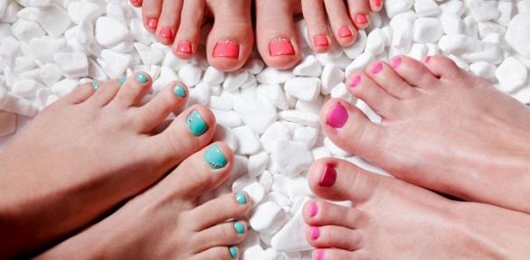 Маникюр ипедикюр, наращивание ногтей всети салонов красоты «Диана»