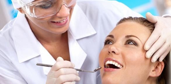 Процедуры поуходу зазубами вмедцентре «Клиника напроспекте»