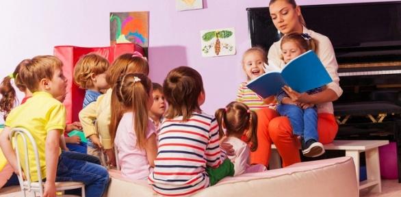 Развивающие занятия для детей отцентра «Детки.ру»