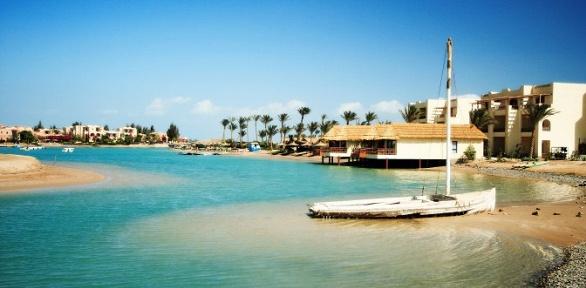 Тур вЕгипет накурорт Эль-Гуна