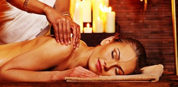 SPA-программы или тайский массаж отсалона красоты «Авита»