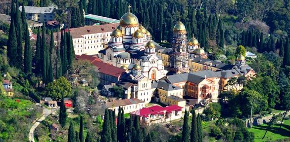 Экскурсионный тур вАбхазию вмае ииюне