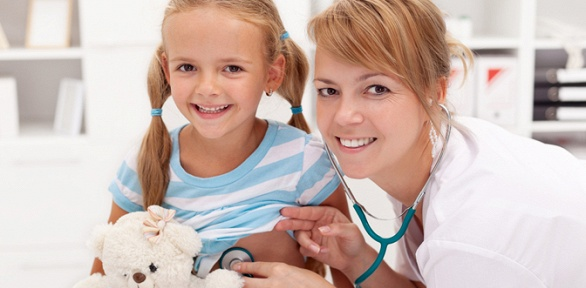 Консультация детского врача всети многопрофильных медцентров «Репромед»