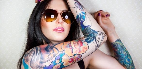 Татуировки вBarbershop &Tattoo Hammurabi