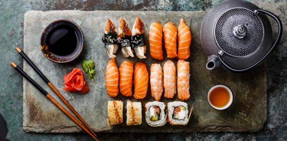 Все виды роллов отслужбы доставки Bushidofood