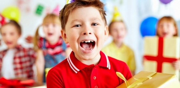 Детский день рождения отстудии «Шалунишки»