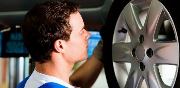 Шиномонтаж ибалансировка колес радиусом отR12 доR18в Shin Kars