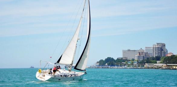 Прогулка напарусной яхте откомпании Rent-a-Boat