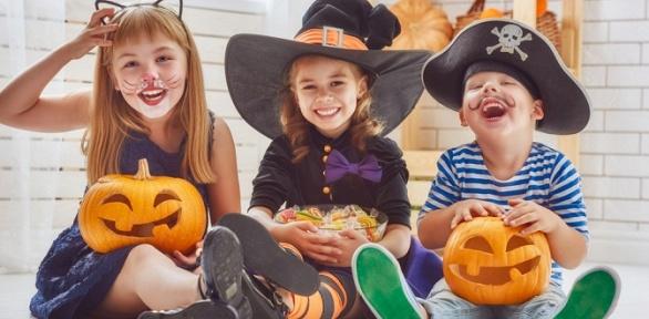 Билет надетский хэллоуинский шоу-квест откомпании Podzemka