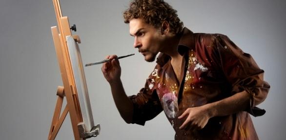 Посещение мастер-класса или тренинга отстудии живописи «Валенсия»