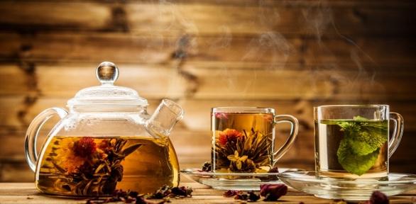 Авторский чайный набор для снижения веса «Горячее тело»