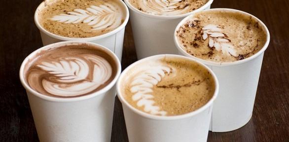 Всё меню инапитки вкофейне Coffee-in заполцены