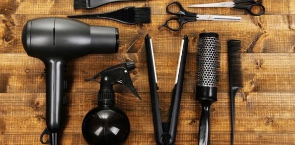 Стрижка, окрашивание, кератиновое выпрямление волос всалоне Korona