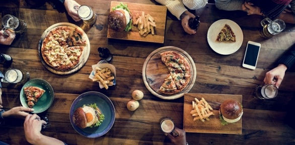 Банкет вбаре-ресторане Buffalo