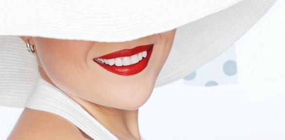 Установка виниров или комплексная УЗ-чистка зубов вклинике «Новодент»