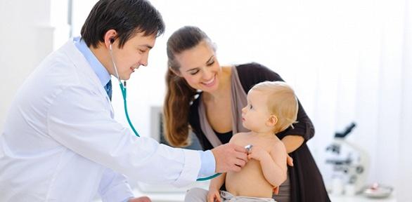 Консультация педиатра, обследование вмедицинском центре «АМС-Клиник»