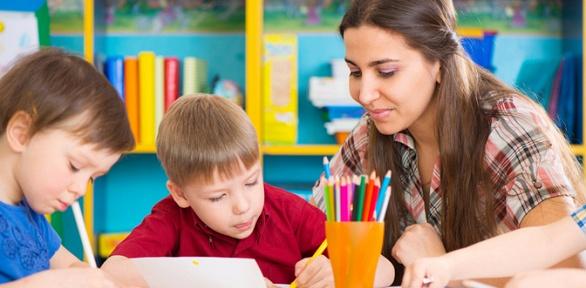 Развивающие занятия вакадемии Boom Kids