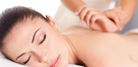Тайский массаж головы, воротниковой зоны, спины всалоне красоты «Оазис»