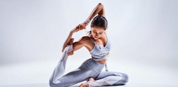 Абонемент на8, 16или 24занятия йогой навыбор встудии йоги Mind Body