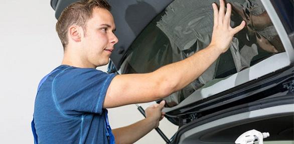 Тонировка стекол автомобиля откомпании Miami Auto