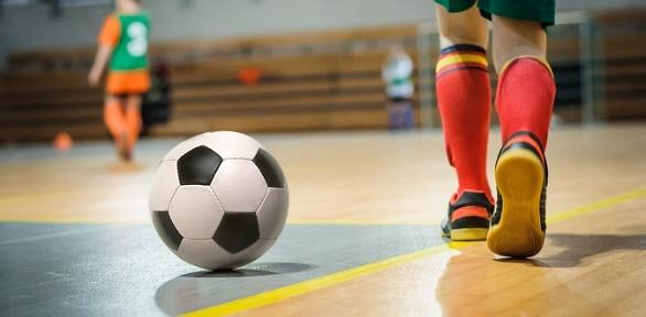 3, 5или 8футбольных тренировок для детей вшколе футбола «Чемпионика»