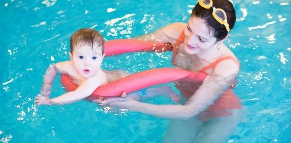 Абонемент напосещение семейного плавательного бассейна «Осьминожка»