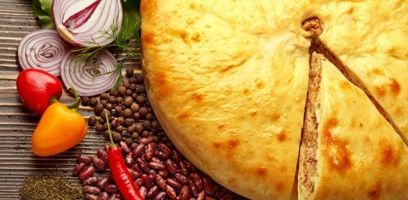 3, 5или 7осетинских пирогов отпекарни «Ирпирог»
