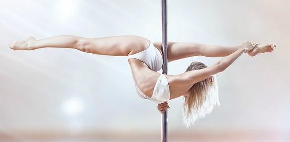 4, 8или 12занятий Pole Dance встудии Nivelada