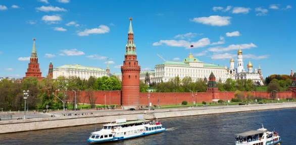 Прогулка натеплоходе поМоскве-реке откомпании Boat-Tour